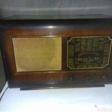 Radios de válvulas: ANTIGUA RADIO ASTERION. Lote 97966559