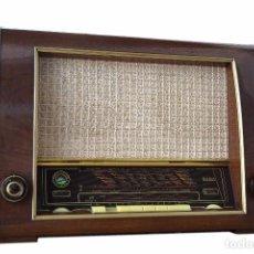 Radios de válvulas: RADIO SABA FREIBURG W3 DE 1953. TOTALMENTE REVISADA. 12 MESES DE GARANTIA. VER VIDEO. Lote 98652335