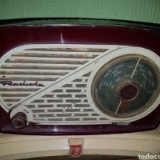 Radios de válvulas: RADIO RADIOLA BAQUELITA. Lote 98889360