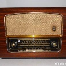 Radios de válvulas - Radio antigua a válvulas. EAW- Undine II. Radios antiguas. - 99166551