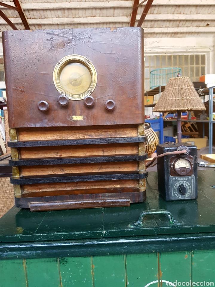 Radios de válvulas: wonder - Foto 4 - 99359960