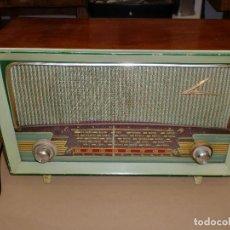 Radios de válvulas: RADIO KLARMAX - MODELO XII - VINTAGE - SINGULAR POR EL MODELO. Lote 99419055