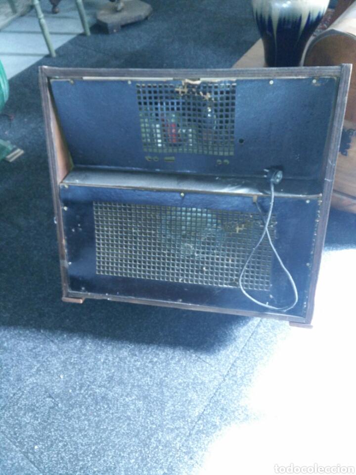 Radios de válvulas: radio grande WALDORP L R - Foto 5 - 91375205