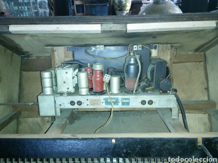 Radios de válvulas: radio grande WALDORP L R - Foto 6 - 91375205