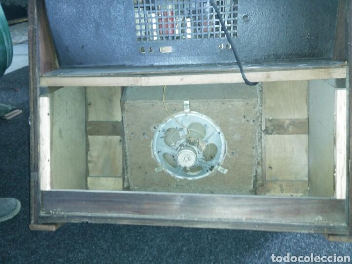 Radios de válvulas: radio grande WALDORP L R - Foto 7 - 91375205