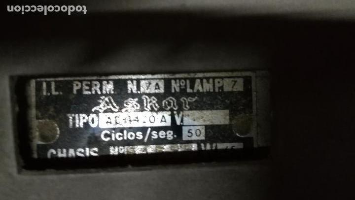 Radios de válvulas: RADIO DE VALVULAS ASKAR FUNCIONA. - Foto 7 - 35947950
