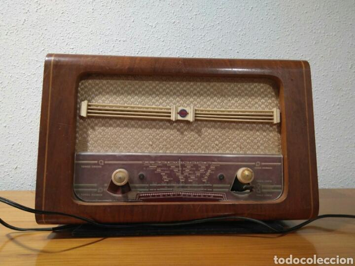 ANTIGUA RADIO DE VÁLVULAS ASKAR (Radios, Gramófonos, Grabadoras y Otros - Radios de Válvulas)