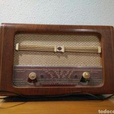 Radios de válvulas: ANTIGUA RADIO DE VÁLVULAS ASKAR. Lote 100338415