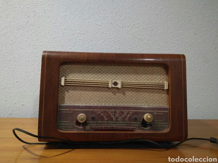 Radios de válvulas: Antigua radio de válvulas Askar - Foto 5 - 100338415