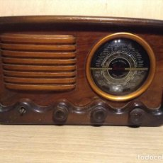Radios de válvulas: RADIO VALVULAS RICARDO FERNANDEZ. Lote 100504755