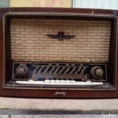 Radios de válvulas: ANTIGUA RADIO DE VÁLVULAS. Lote 100516766