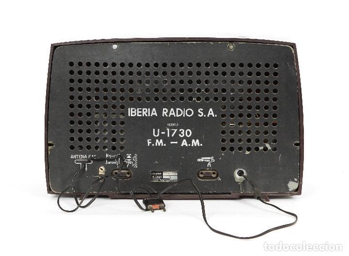 Radios de válvulas: Radio Iberia - Foto 2 - 100636735