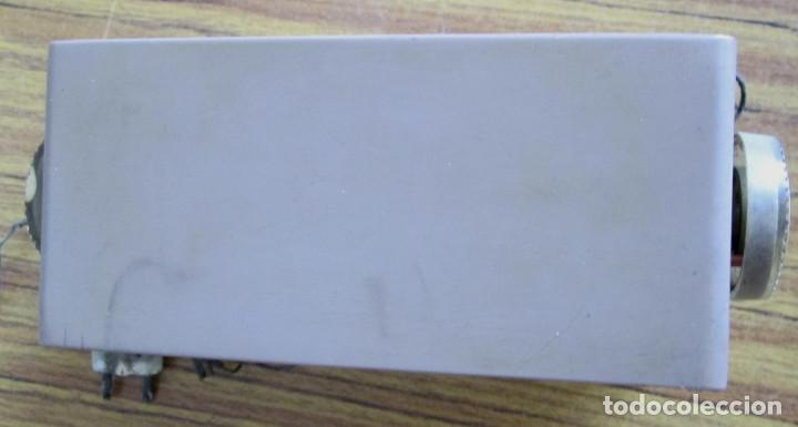 Radios de válvulas: RADIO RCA VICTOR -- De plástico – baquelita - Foto 4 - 100771955