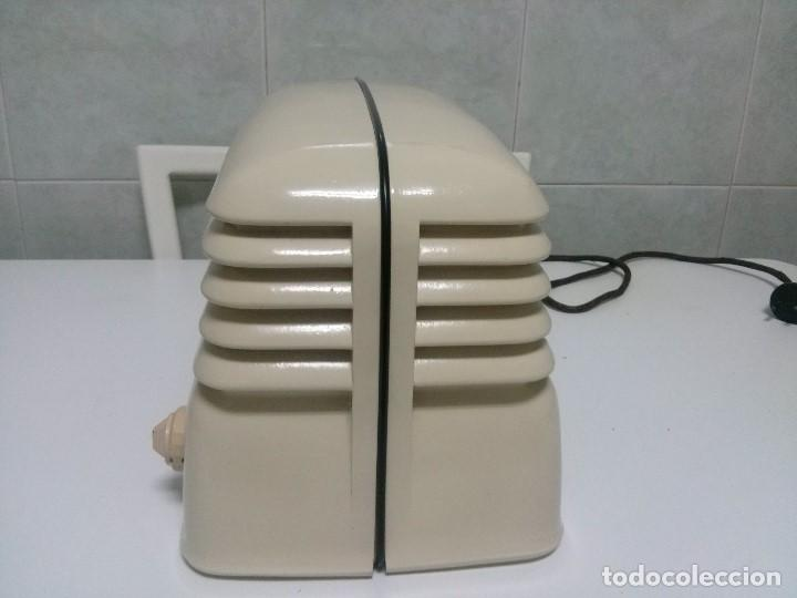 Radios de válvulas: BONITA RADIO DOBLE CARA .SIMETRICA - MUY RARA Y FUNCIONANDO (VER VÍDEO COMPLETO) - Foto 3 - 101244475