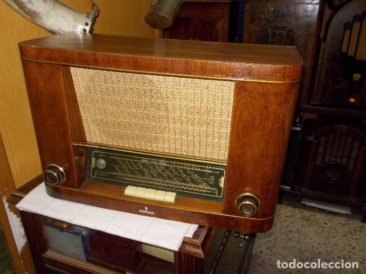 Radios de válvulas: Radio siemens - Foto 2 - 101291155