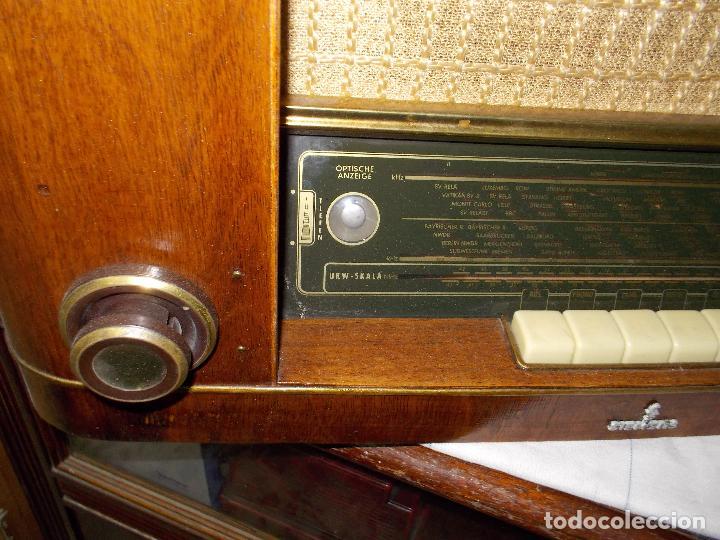 Radios de válvulas: Radio siemens - Foto 3 - 101291155