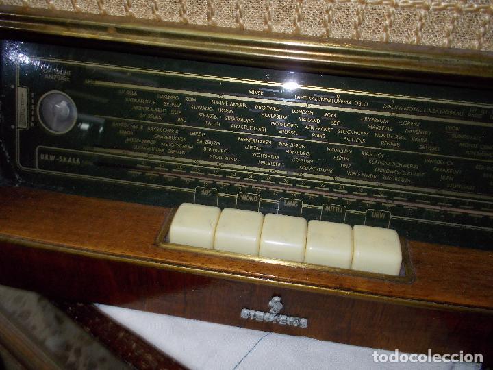 Radios de válvulas: Radio siemens - Foto 4 - 101291155