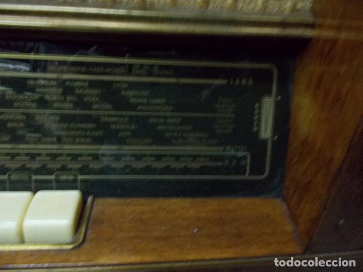 Radios de válvulas: Radio siemens - Foto 5 - 101291155