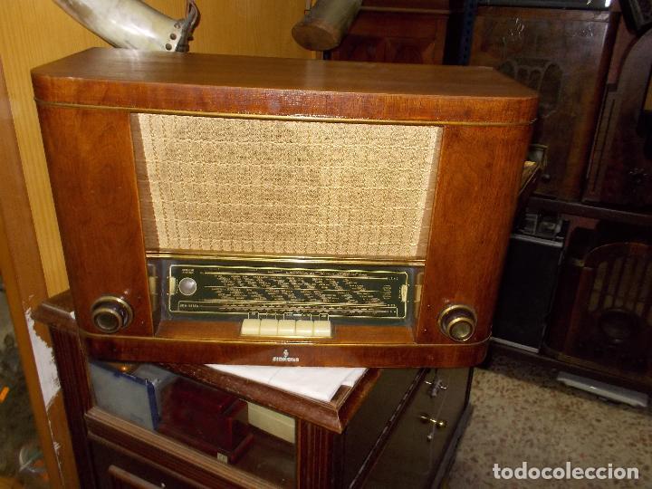 Radios de válvulas: Radio siemens - Foto 7 - 101291155