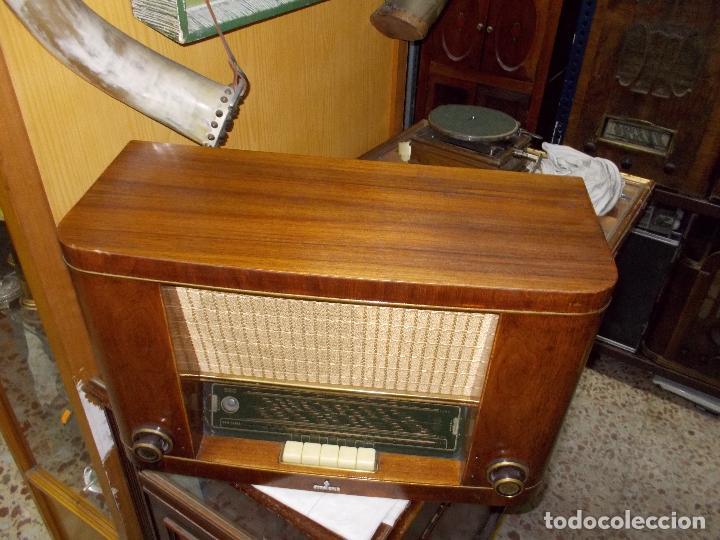Radios de válvulas: Radio siemens - Foto 8 - 101291155
