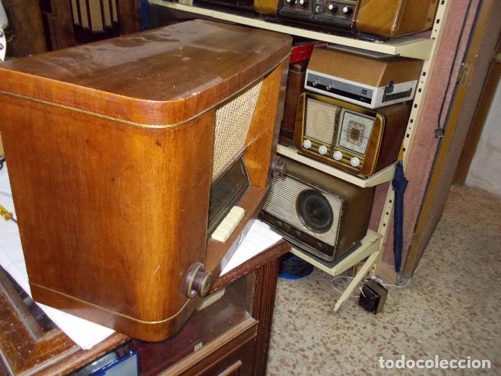 Radios de válvulas: Radio siemens - Foto 9 - 101291155