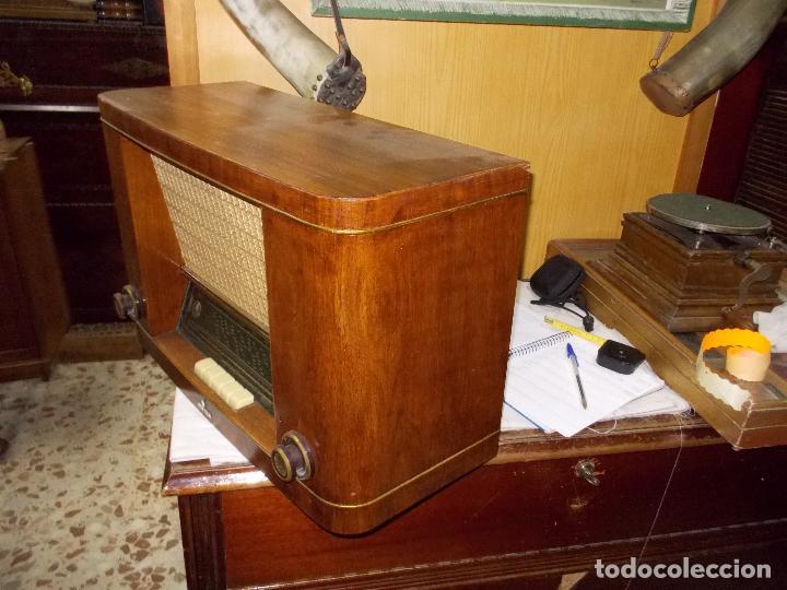 Radios de válvulas: Radio siemens - Foto 10 - 101291155