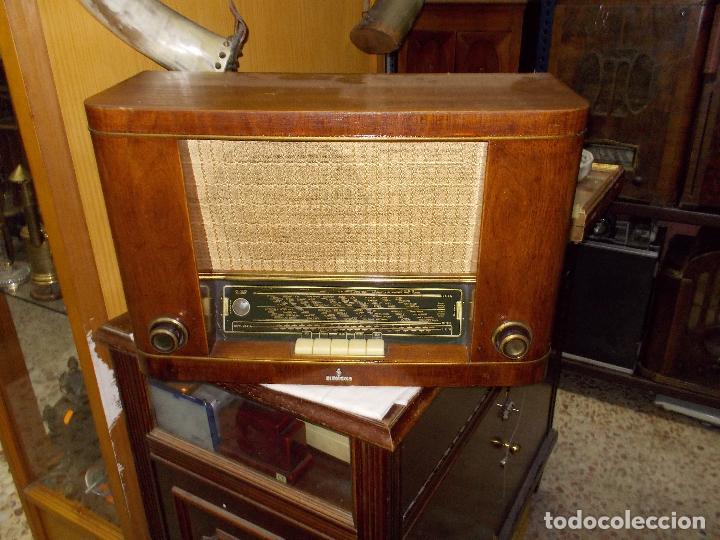 Radios de válvulas: Radio siemens - Foto 11 - 101291155