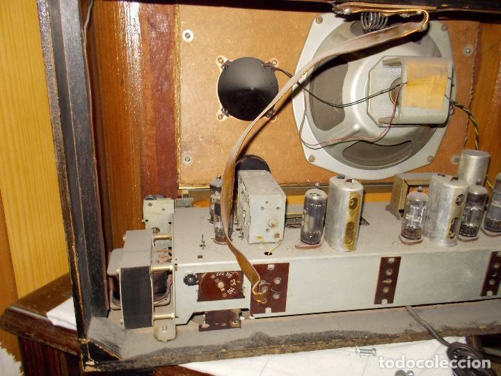 Radios de válvulas: Radio siemens - Foto 13 - 101291155
