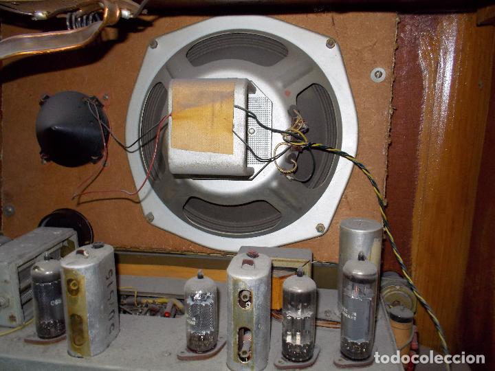 Radios de válvulas: Radio siemens - Foto 14 - 101291155