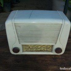 Radios de válvulas: RADIO INVICTA. Lote 101728083