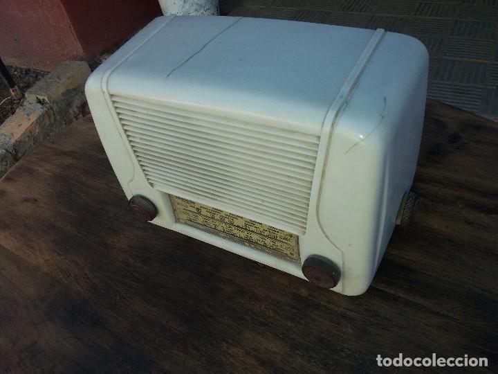 Radios de válvulas: Radio invicta - Foto 2 - 101728083
