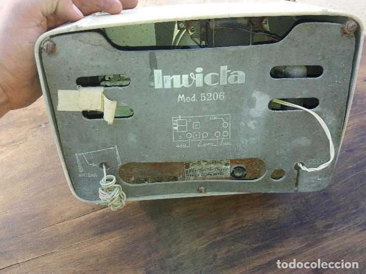 Radios de válvulas: Radio invicta - Foto 4 - 101728083