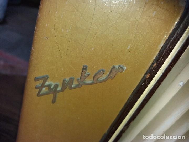 Radios de válvulas: radio antigua marca zynker - Foto 3 - 102076283