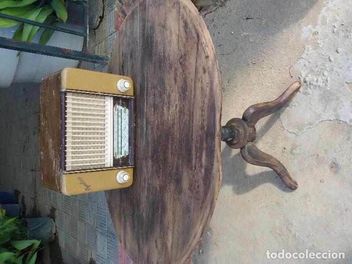 Radios de válvulas: radio antigua marca zynker - Foto 5 - 102076283