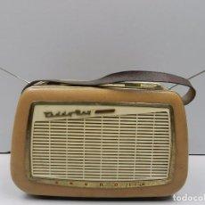Radios de válvulas: ANTIGUA RADIO MARCA GRUNDIG TEDDY BOY MUY RARO AÑOS 50-60 VINTAGE. Lote 102400871