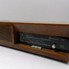 Radios de válvulas: ANTIGUA RADIO DE VÁLVULAS MADERA MARCA ROMANS 69 AÑOS 50-60 RARO. Lote 102401635