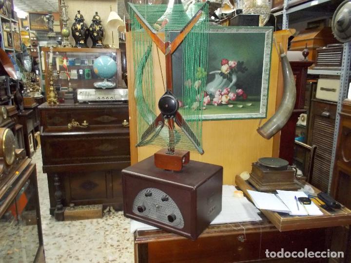 RADIO COFRE RADIO LL (Radios, Gramófonos, Grabadoras y Otros - Radios de Válvulas)