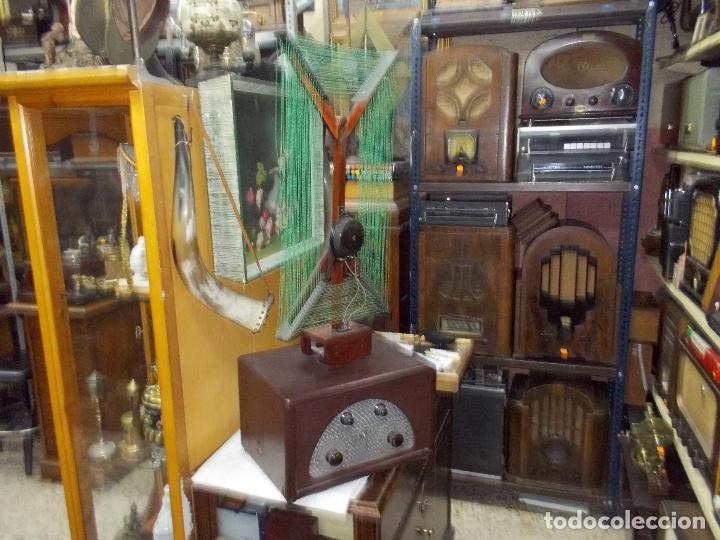 Radios de válvulas: Radio Cofre Radio LL - Foto 2 - 102612843