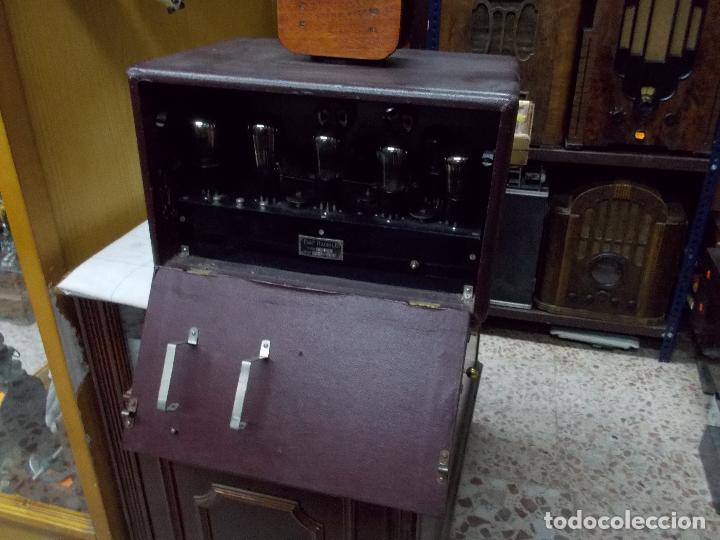 Radios de válvulas: Radio Cofre Radio LL - Foto 4 - 102612843