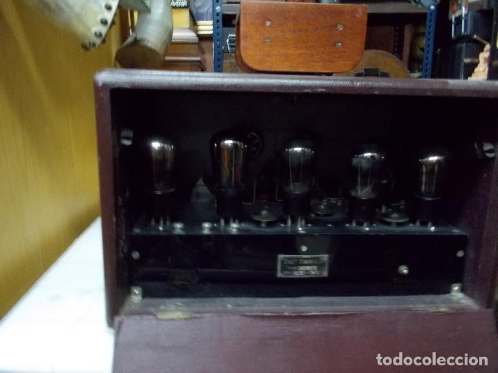 Radios de válvulas: Radio Cofre Radio LL - Foto 5 - 102612843