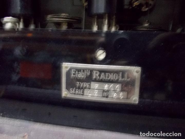Radios de válvulas: Radio Cofre Radio LL - Foto 6 - 102612843