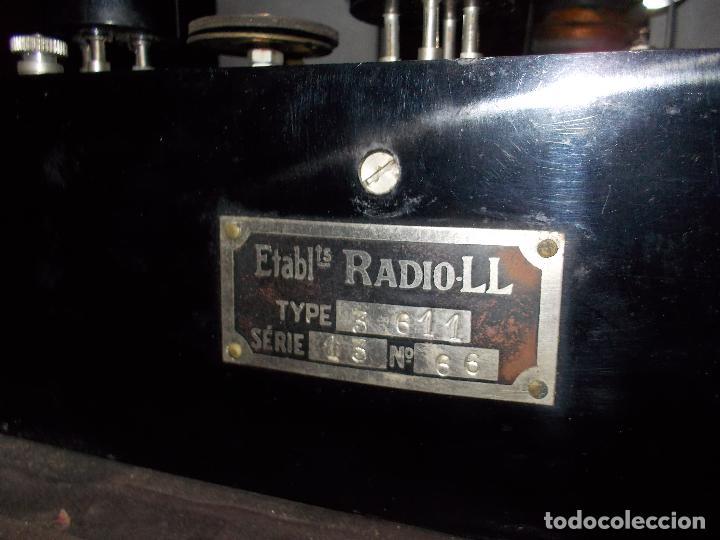 Radios de válvulas: Radio Cofre Radio LL - Foto 7 - 102612843
