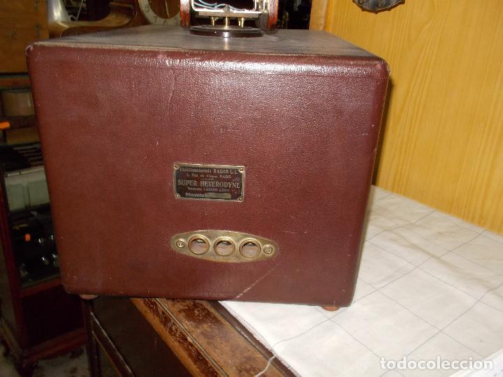 Radios de válvulas: Radio Cofre Radio LL - Foto 8 - 102612843