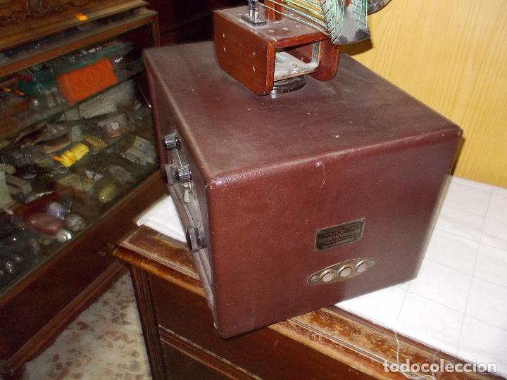Radios de válvulas: Radio Cofre Radio LL - Foto 9 - 102612843