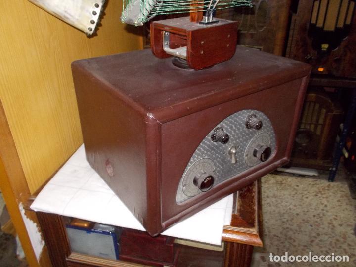 Radios de válvulas: Radio Cofre Radio LL - Foto 12 - 102612843