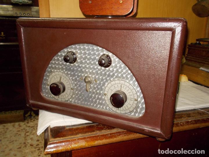Radios de válvulas: Radio Cofre Radio LL - Foto 13 - 102612843