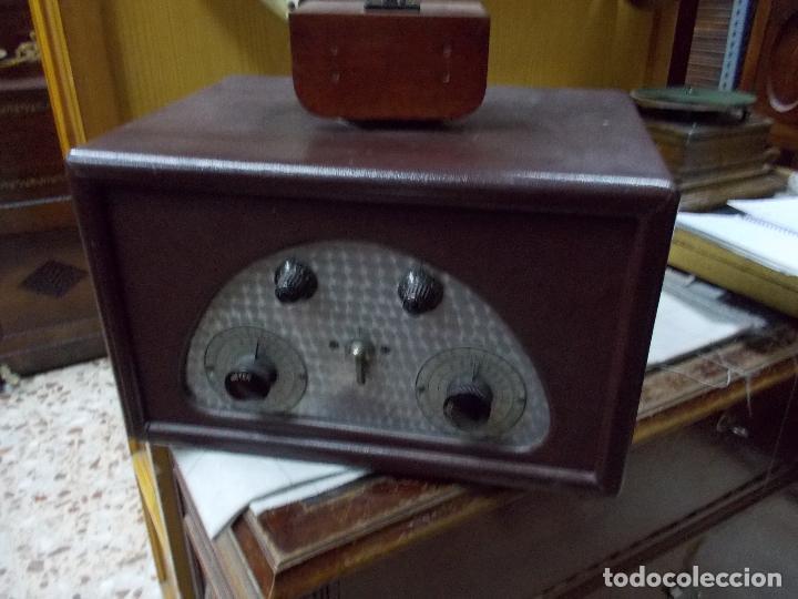 Radios de válvulas: Radio Cofre Radio LL - Foto 14 - 102612843