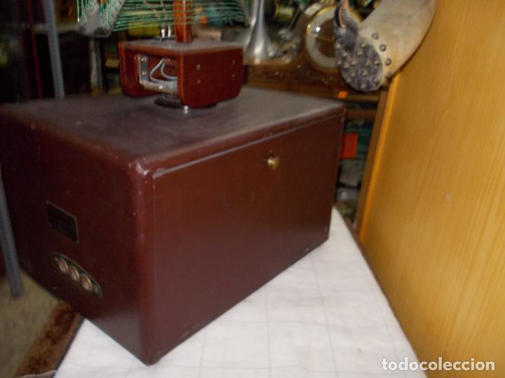 Radios de válvulas: Radio Cofre Radio LL - Foto 15 - 102612843