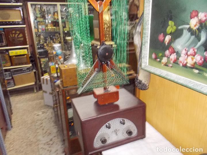 Radios de válvulas: Radio Cofre Radio LL - Foto 16 - 102612843
