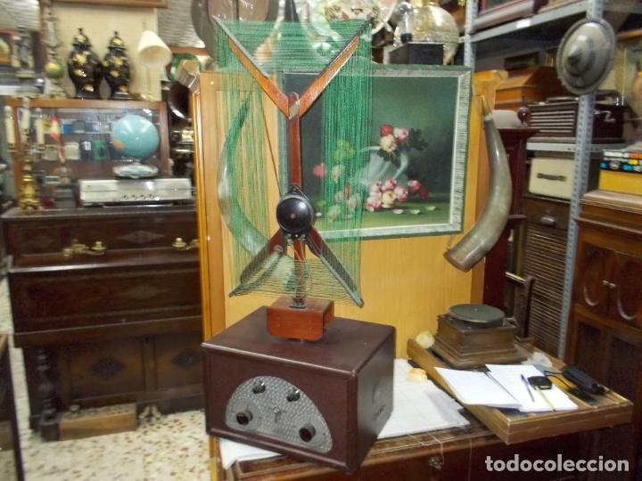 Radios de válvulas: Radio Cofre Radio LL - Foto 26 - 102612843
